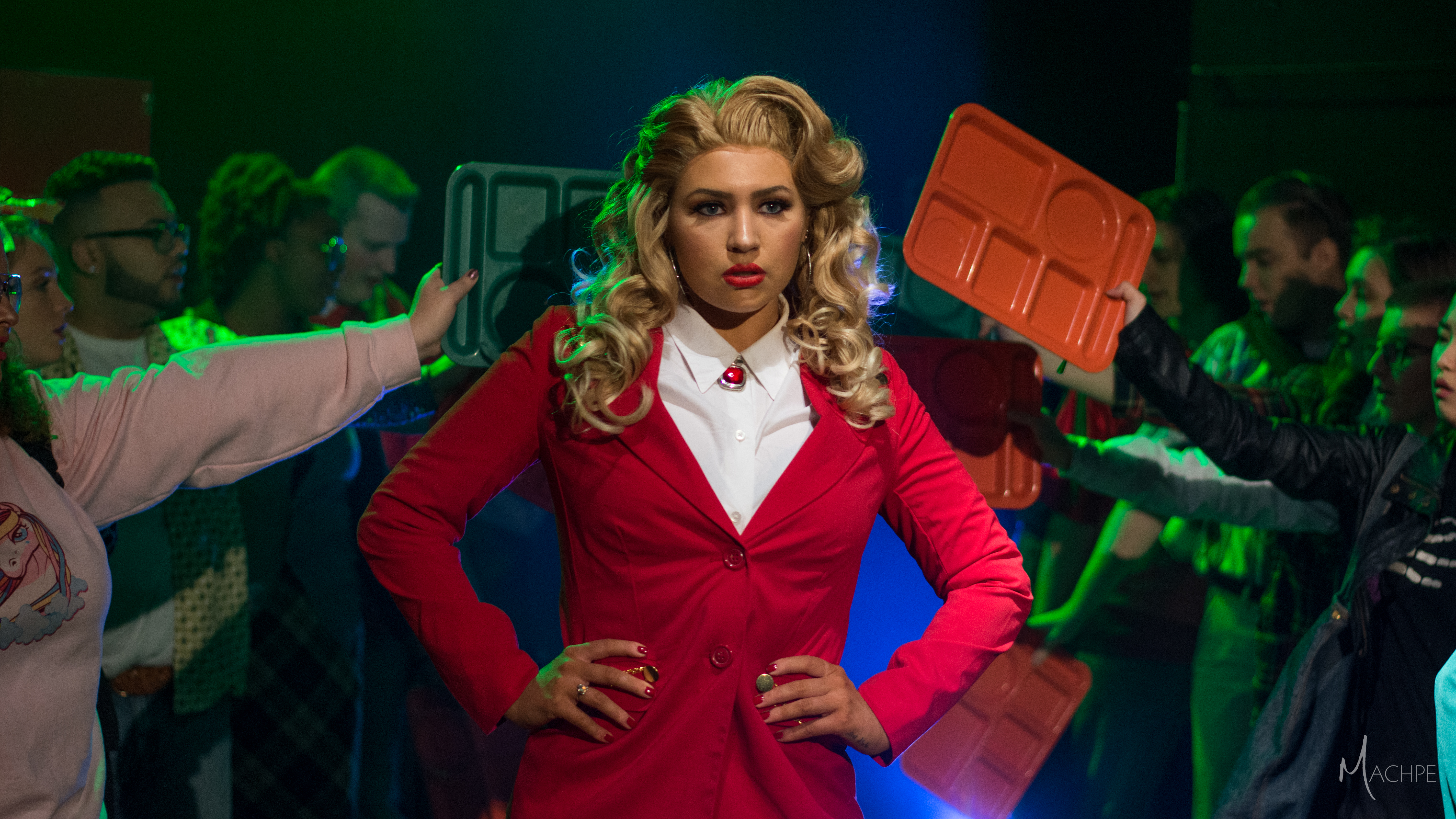 Sydney Phipps as Heather Chandler